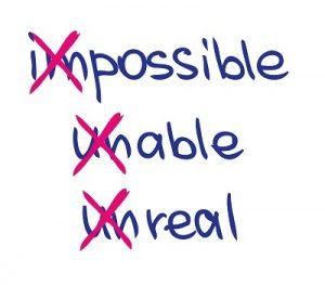 Coaching ydelser - Gør det umulige muligt - virksomheder - private